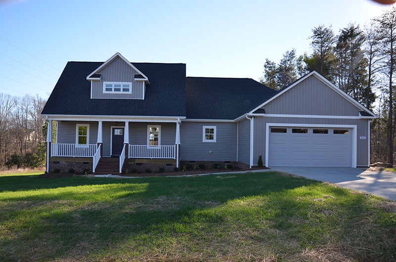 Custom home building ramseur asheboro liberty trinity for Liberty hill custom home builders